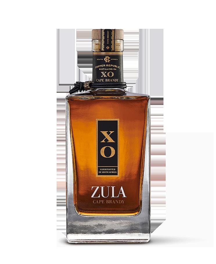 Copper Republic ZULA XO Cape Brandy v8